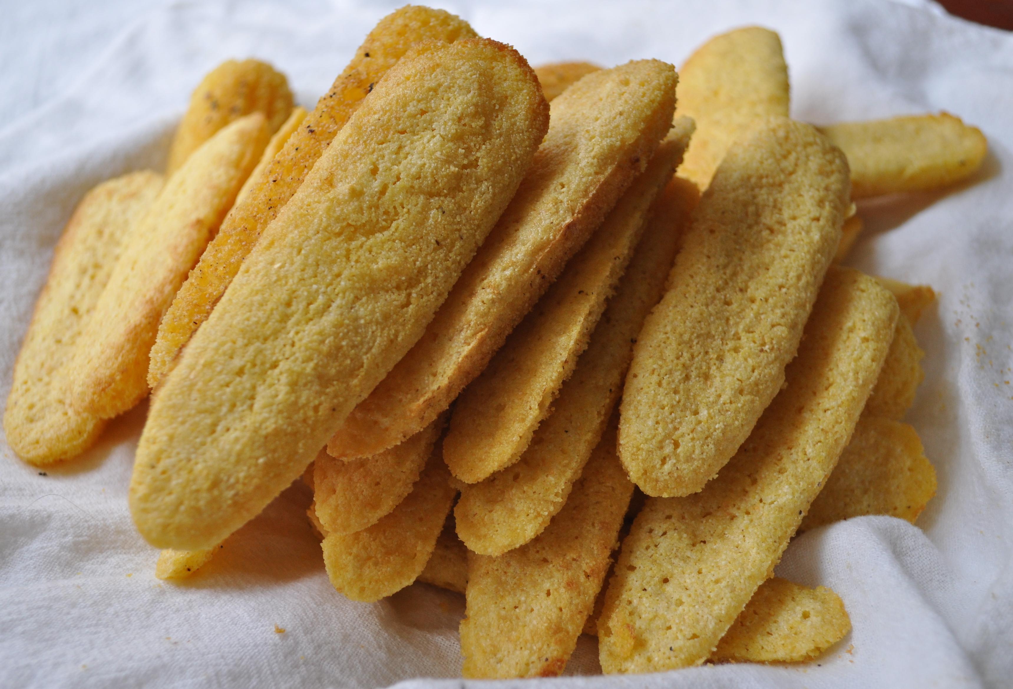 Southern Corn Sticks Recipe — Dishmaps